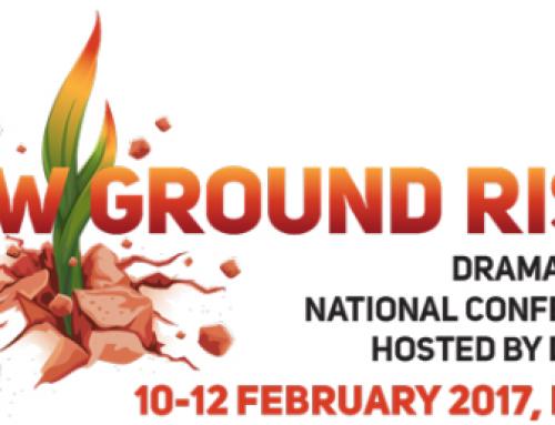 2017 Drama Australia National Conference: New Ground Rising
