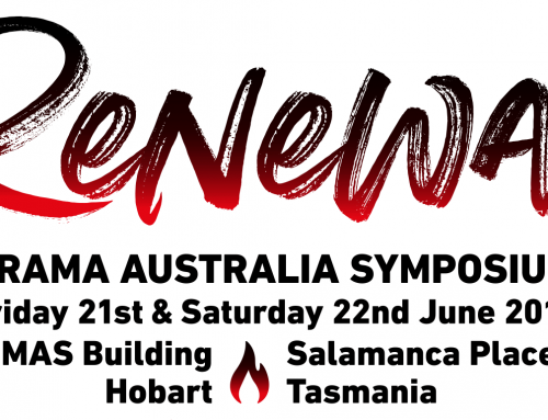 2019 Drama Australia National Symposium: RENEWAL