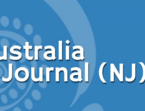 National Journal – Call for Papers is Now Open – Second issue due 31 August 2020