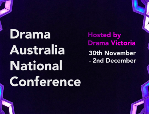 2018 Drama Australia National Conference: CONTINUUM