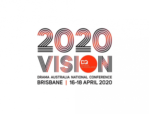 2020 Drama Australia National Conference: 2020 VISION and COVID-19 update
